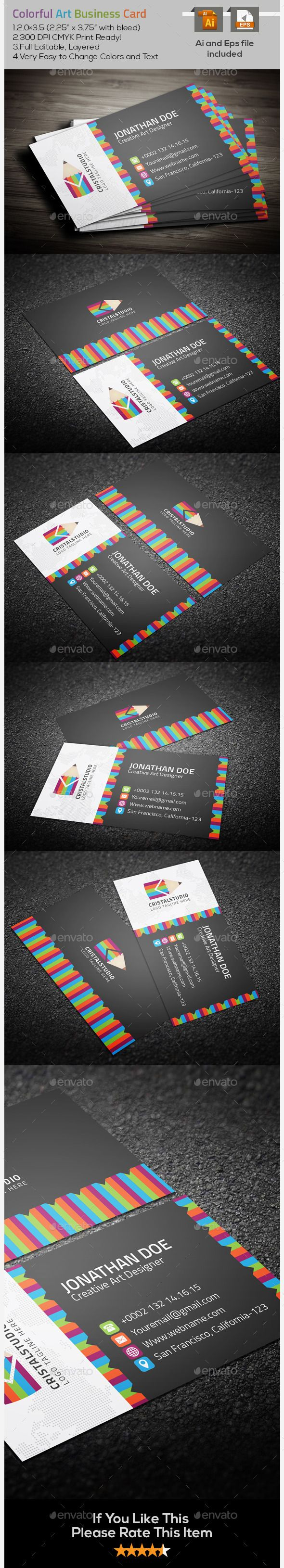226 best business cards images on Pinterest | Business card design ...