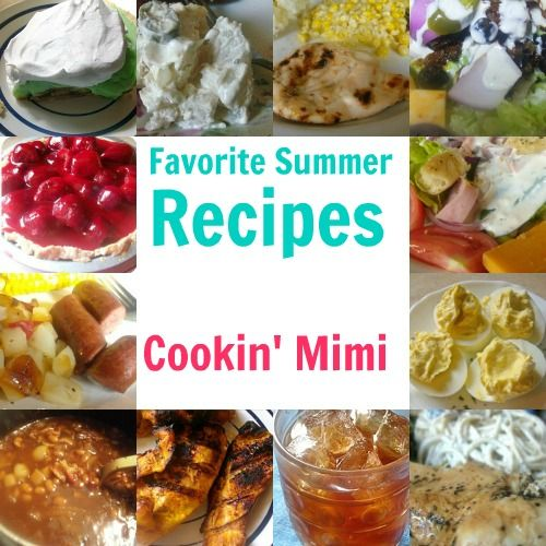 12 of My Favorite Summer RecipesNummies Yummy, Yummy Summer, Summer Food, Maine Dishes, Recipe Roundup, Foodnew Recipe, Favorite Summer, Delectable Recipe, Summer Recipes