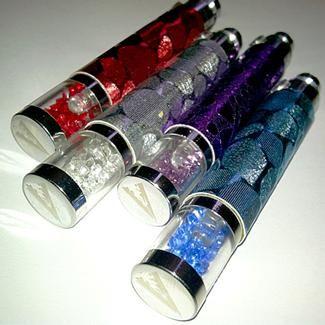Shimmering Diamonds Designer Electronic Cigarette for your vaping pleasure!