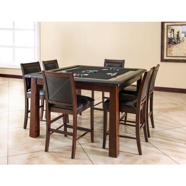 Lana Game Table   Overstock™ Shopping   Great Deals On Dining Tables