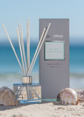 Elume Luxury Sea Mist & Coco Flower Diffuser