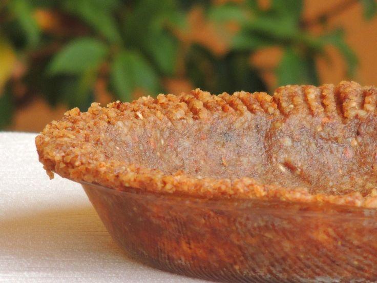 Ricetta Base per la Crostata Senza Farina