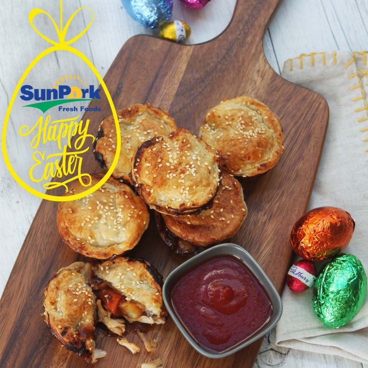 Left over Roast Pork? Try SunPork Fresh Foods Roast Pork Pies with Apple Cider Gravy and turn your boring leftovers in a new and exciting dish!