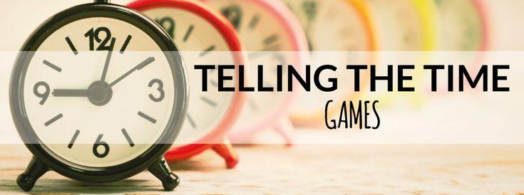 Określanie czasu - gra w 4 wersjach językowych
