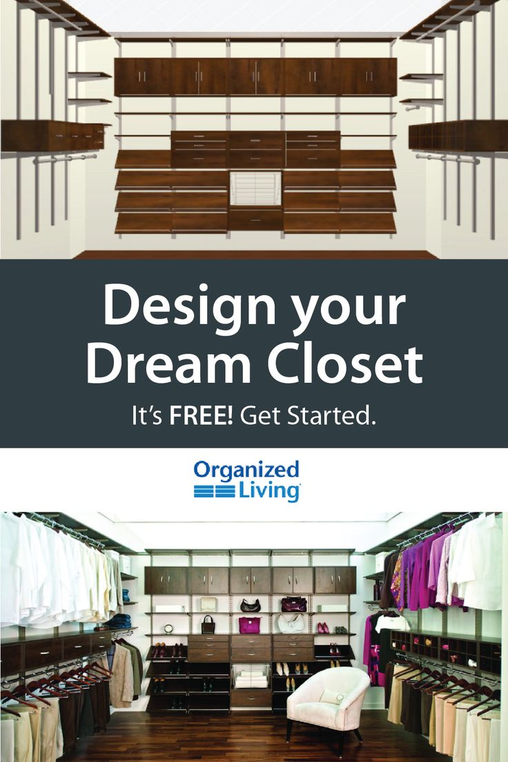Endless product choices, realistic imagery & interactive sharing features are just a few cool features you can expect from this new 3D closet design tool. Click the image to try it now.
