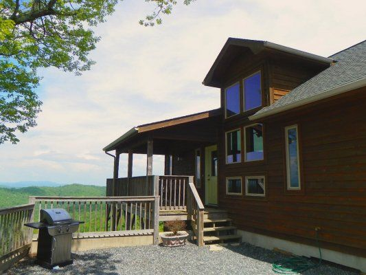 1 Amazing View - Cabin rentals in NC, NC cabin rentals, cabins in Boone NC