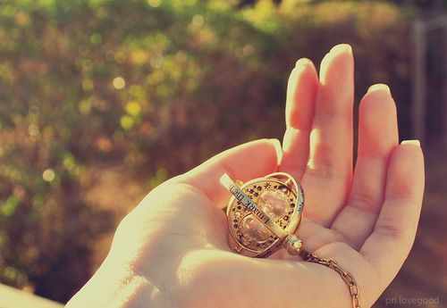 Time Turner = Necessary. #musthave
