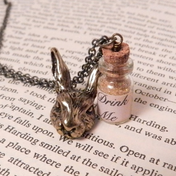 Down the Rabbit Hole  Alice in Wonderland by creativityismessy, $28.00