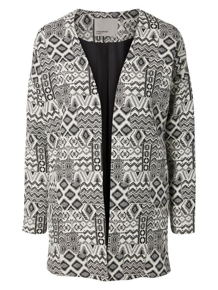 Langer bedruckter Blazer von Vero Moda. Ist ein absoluter Hingucker und ein It-Piece auf der diesjährigen Fashion-Week @aboutyoude http://www.aboutyou.de/p/only/blazer-langer-2137059?utm_source=pinterest&utm_medium=social&utm_term=AY-Pin&utm_content=2016-08-KW-31&utm_campaign=Berlin-Fashiom-Week-Board
