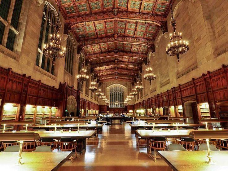 University of Michigan — Law Library
