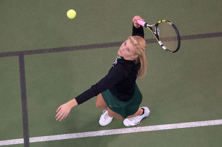 The BSU tennis team opened its 2016 seaosn with a 7-2 victory over NSIC counterpart Minnesota Crookston Saturday. Check out our photo gallery: http://www.bsubeavers.com/wtennis/photos/2015-16/798/tennis-vs-minnesota-crookston-2716/
