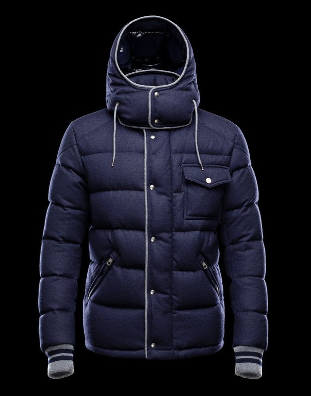 MONCLER BRESLE www.pn warm winter, we need warm coat ,so mordern down coat,  my best loved moncler.