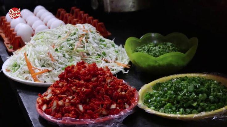 Chicken Noodles Recipe – Indian Street Food