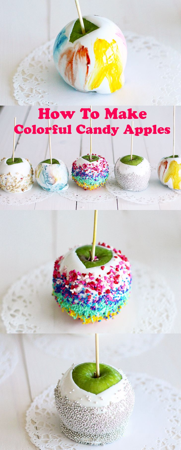 437 best Manzanas images on Pinterest | Caramel apple, Caramel ...