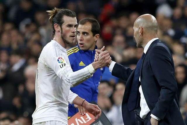 Bale El Culpable De La Salida De Zidane Del Real Madrid Pase A Gol Resultados Futbol Futbol Europeo Real Madrid