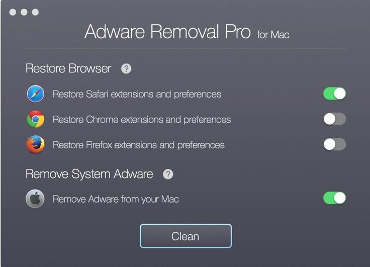Remove annoying browser popups, hijackers, ads inject and any kind of Malware & Adware.