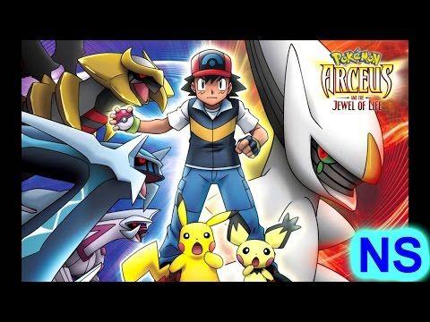 Phim Hoạt Hình Pokemon movie 12 Thuyết Minh :  ARCEUS CHINH PHỤC KHOẢNG KHÔNG THỜI GIAN