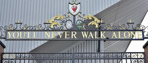 #ItsLiverpool #Anfield #LFC #LiverpoolFC #ShanklyGates #Liverpool #Football #Club