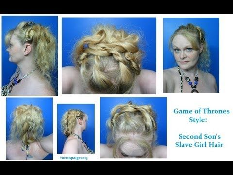 Game of Thrones Style: Second Sons' Slave Girl Hair
