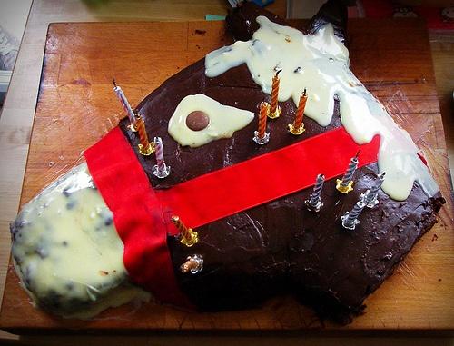 pony cake, #cute, #food