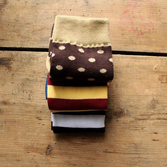 Our first 3 patterns. Still the best!  #kabaksocks #polska #poland #warsaw #skarpetki #socks