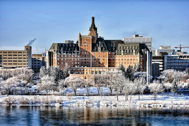 Delta Bessborough Hotel - #Saskatchewan, Canada