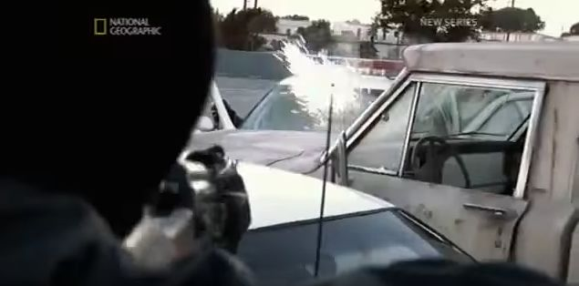 NORTH HOLLYWOOD, Calif. – The North Hollywood shootout changed the landscape of law enforcement. Every active duty cop in America, can tell you where he or she was when this event unfolded before our eyes on live television. It is worth revisiting the crime that occurred 20 years ago today.  http://www.lawenforcementtoday.com/north-hollywood-shootout-20-years-later/