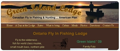 http://www.smallmouthbassbook.com/  Green Island Lodge - American Plan Fly in Fishing and Hunting