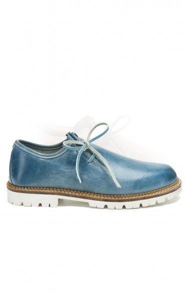 Oktoberfest shoes 1315 turquise