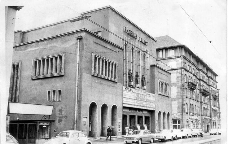 Kino Phoebus-Palast Nürnberg Neueröffnung 1952
