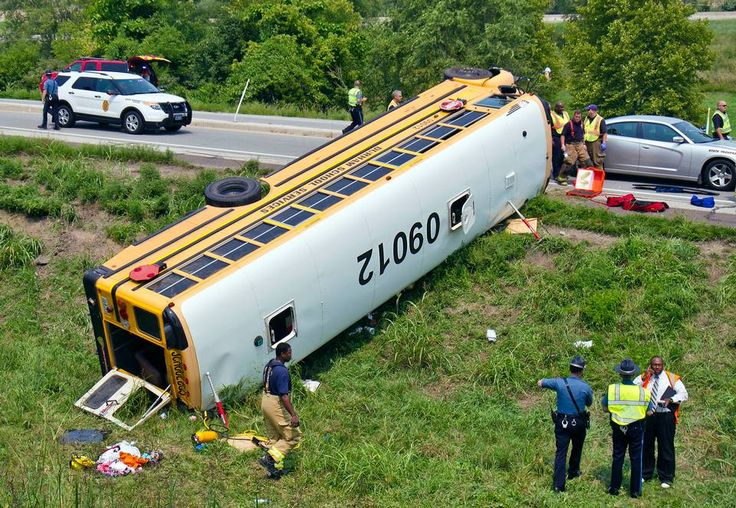 "A Kansas Highway Patrol report on the Aug. 21 bus crash near Bonner Springs that injured 22 children from Pembroke Hill School says the driver's medical condition ""directly impacted"" the cause of the accident. Witnesses said the driver appeared to be asleep when the students were boarding."