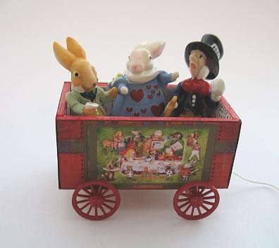 Tower House Dolls - Diminutive Dolls & Tiny Toys - A Mini Miniature Show