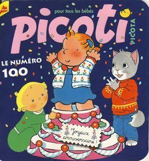 Le Journal de Nounou Sophie: Picoti n°100