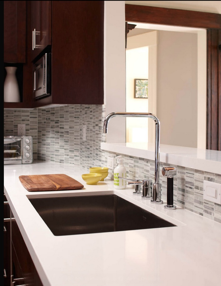 Solid Surface Counter Sink   Undermount For The Kitchen
