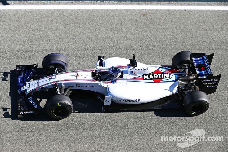 2015 Williams FW37 - Mercedes  (Valtteri Bottas)
