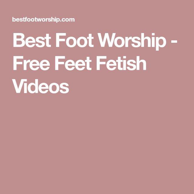 Best Foot Worship - Free Feet Fetish Videos
