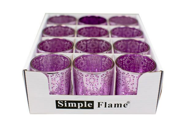 glass votive tealight wedding candle holders bulk bulk wholesale lot x 24 crafts pinterest. Black Bedroom Furniture Sets. Home Design Ideas