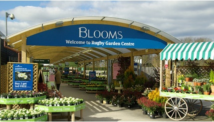 Blooms Rugby Garden Centre with soft play