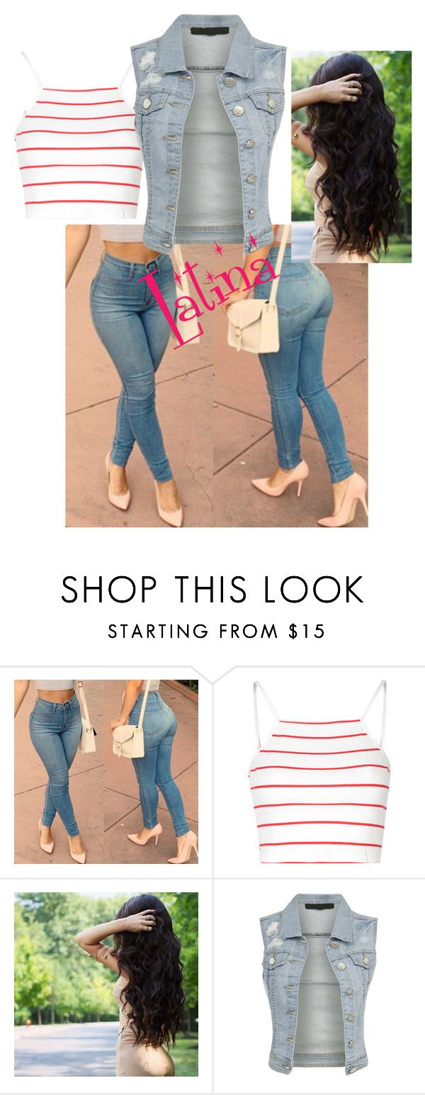 """""""Latin girl"""" by belen-lillo ❤ liked on Polyvore featuring Glamorous"""