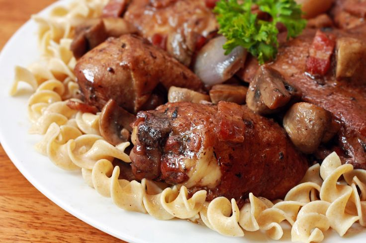May 29:  National Coq Au Vin Day
