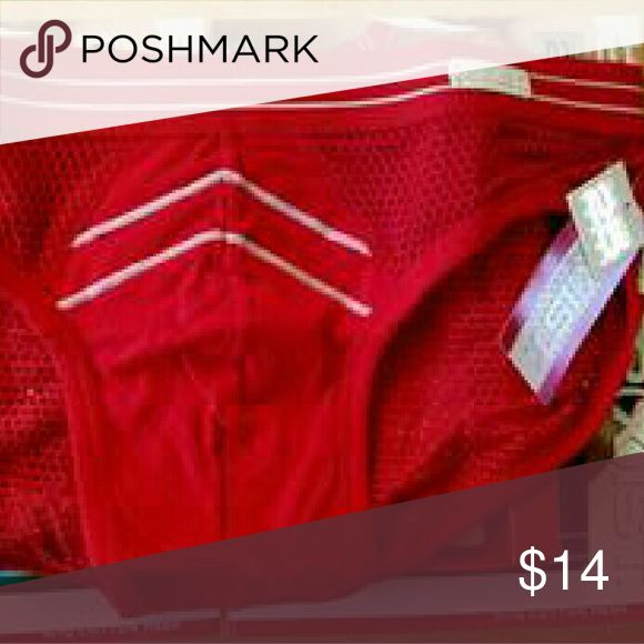 2XlST Mens underwear Large Mens mesh style underwear in red and very comfortable for everyday use. You will not regret wearing These underneath anything ! 2xist Underwear & Socks Briefs