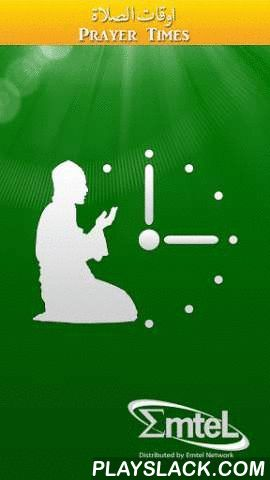 Malaysia & World Prayer Times  Android App - playslack.com , WAKTU SOLAT MALAYSIA & DUNIA @ PRAYER TIMES FOR MALAYSIA & WORLDWIDE********************************************************************Ease to use Waktu Solat (Prayer Times) for Malaysian and World Wide. A free application for getting prayer times and qiblah direction. It is easy and convenient to use In Shaa Allah. Interface is designed to make sure that you are kept updated with the pray…