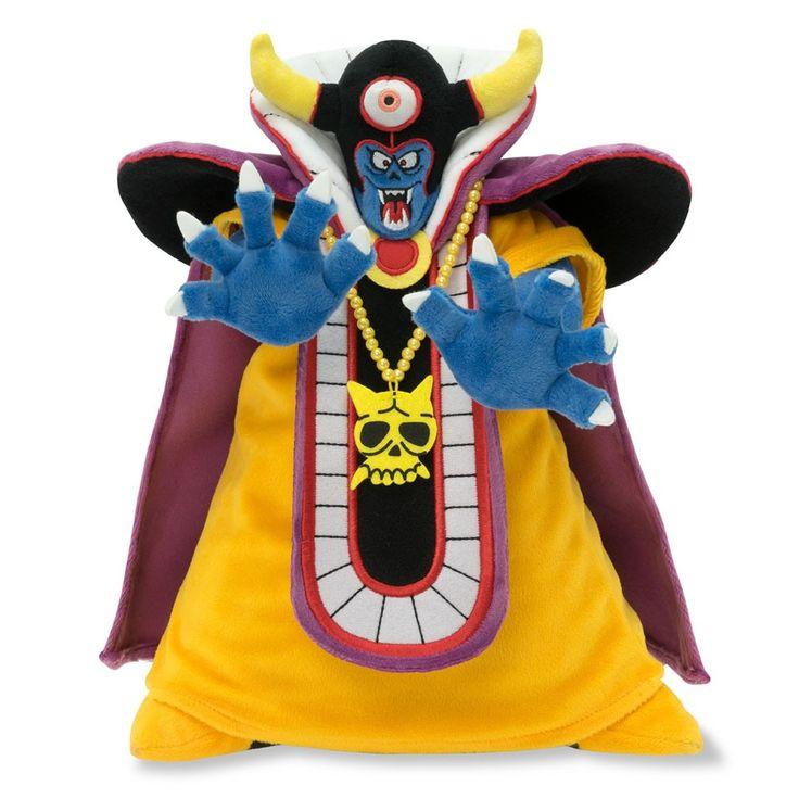 Dragon Quest Devil of Legend Plush Zoma   4988601230476   ドラゴンクエスト 伝説の魔王ぬいぐるみ ゾーマ