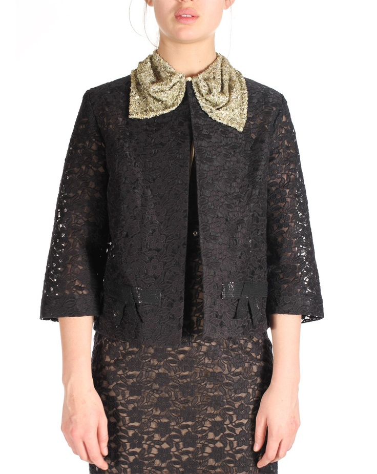 Collarless Jacket in Cast Iron by Zambesi - What's New