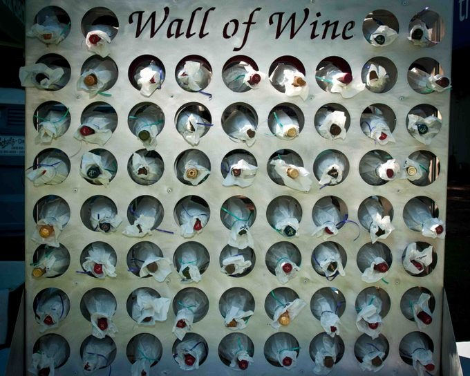 Check out the Wine Pull for your chance to win and enjoy delicious wines.