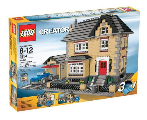 17 best ideas about lego creator on pinterest lego lego for Modele maison lego classic