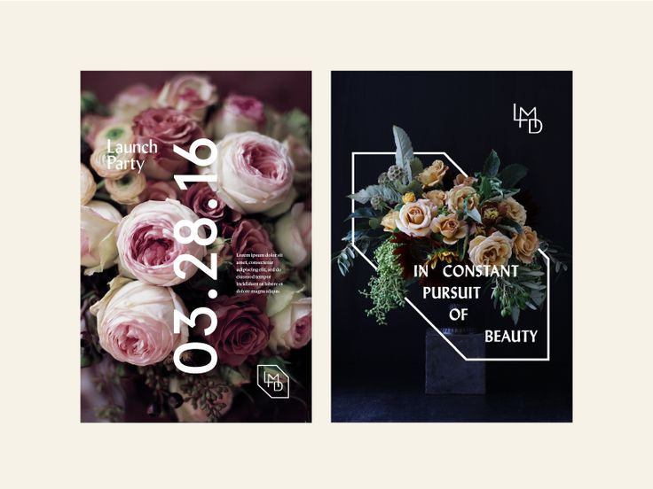 Florist Branding by Amber Asay