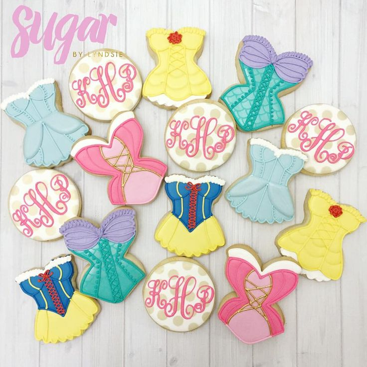 disney bachelorette party cookies