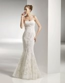 Anjolique Wedding Dress STYLE #2056