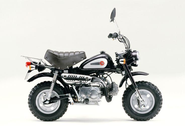 Honda Z50 Monkey '1995–2001